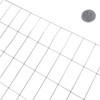 "12.5 Gauge Galvanized Welded Wire 2"" x 4"" Inch Mesh 6 ft. x 100 ft."