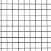 14 Gauge Black Vinyl Coated Welded Wire Mesh Size 1 inch by 1 inch