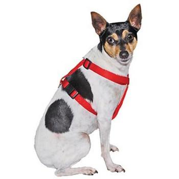 "Adjustable Nylon Dog Harness, 5/8"" W (14""-20"")"