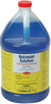 Nolvasan Solution 1gallon