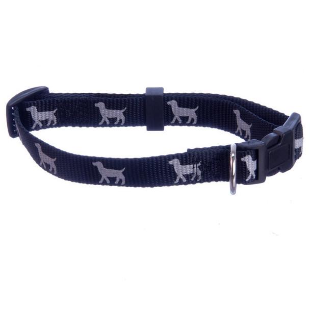 "Reflective Hound Series Collars, 1"" x 16-26"""