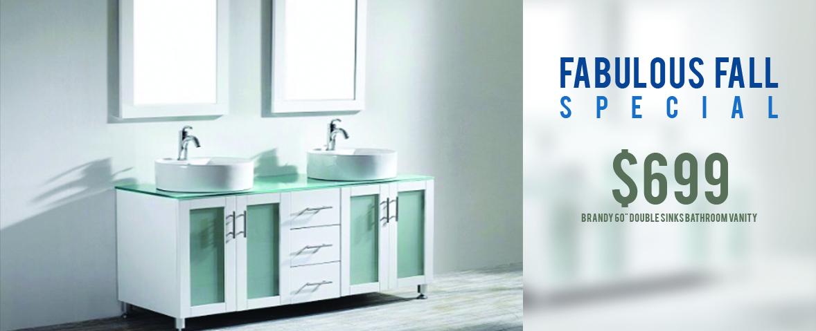 Bathroom Sink Fall Sale