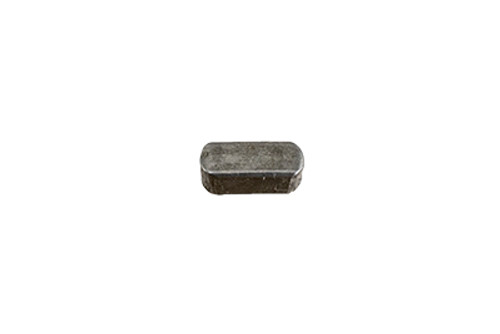 Woodruff Key 10mm x 4mm x 4mm