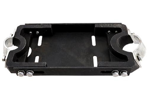 Black V-Frame Mounting Plate Kit