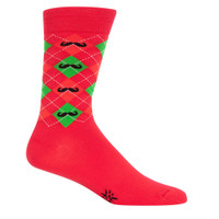 Men's Merry Mustache Socks