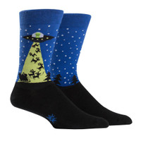 Men's The Alien Who Stole Christmas Socks