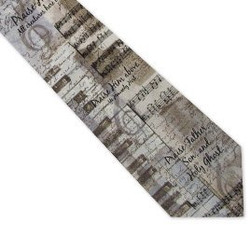 Doxology Hymn of Praise Tie