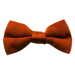 Rust Band Bowties