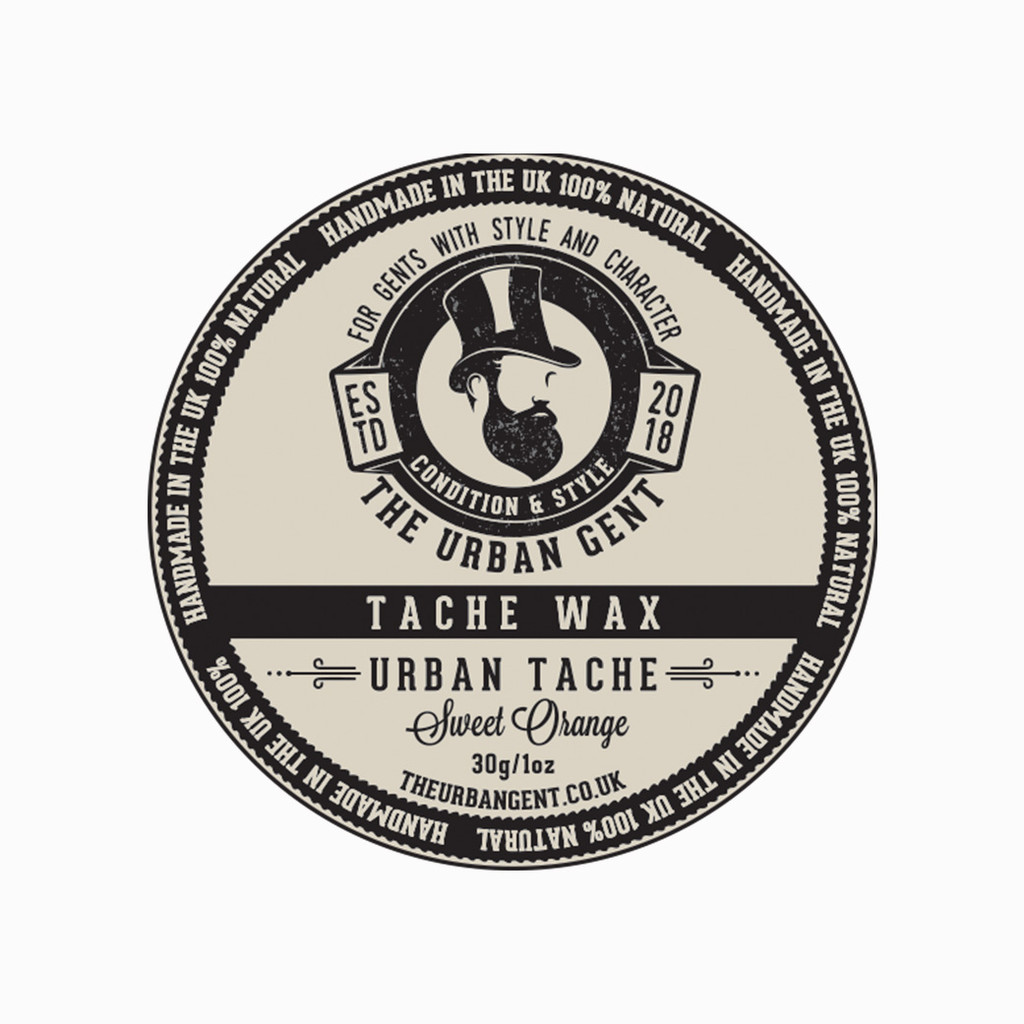 Urban Tache Sweet Orange Moustache Wax