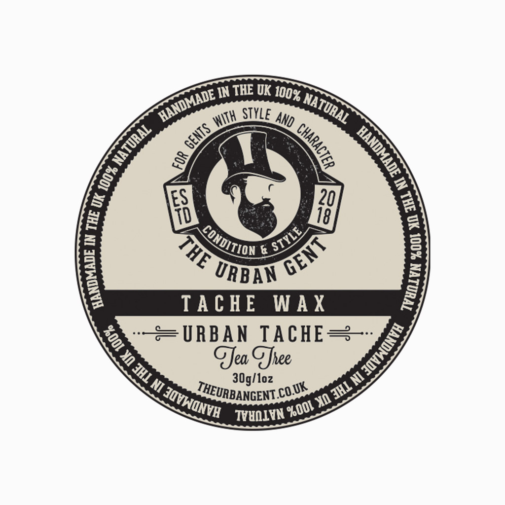 Urban Tache Tea Tree Moustache Wax