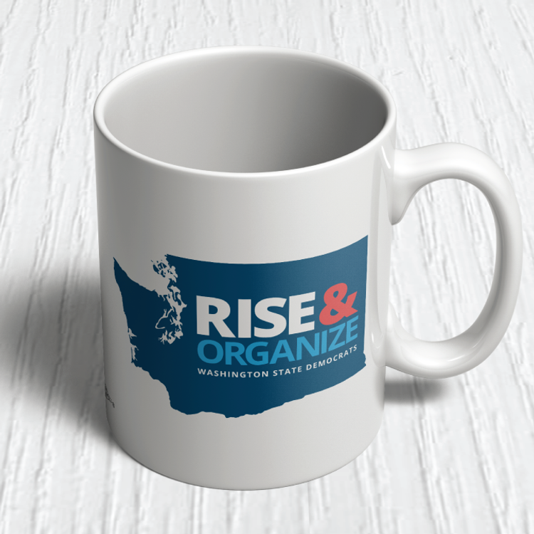Rise And Organize (11oz. Coffee Mug)