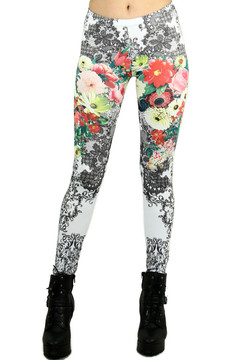 Front image of P-4895 - Wholesale Made in the USA Graphic Print Leggings
