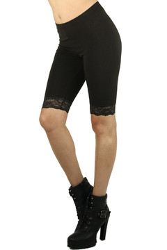 Wholesale USA Cotton Lace Shorts