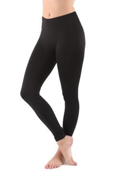 Wholesale Women's Basic Performance Workout Plus Size Leggings