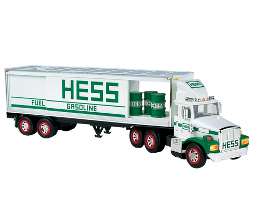 holiday toys hess toy truck