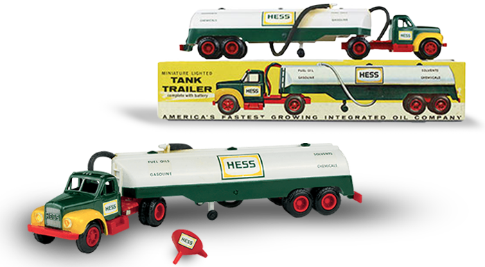First Hess Toy Truck