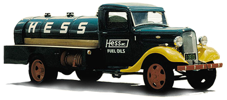 Original Oil Delivery Truck