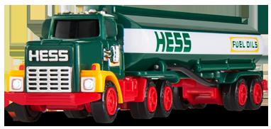 Hess Tanker