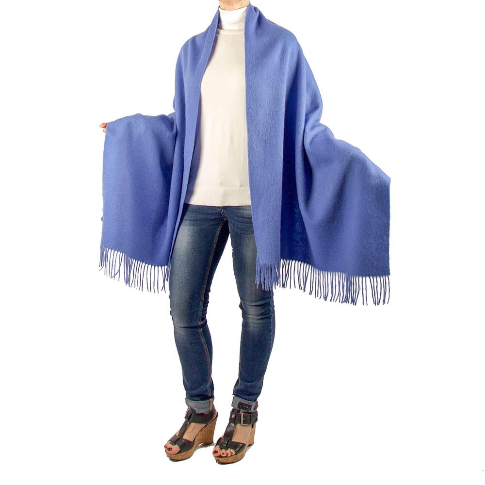 Nikita Oversized Cashmere & Wool Blend Scarf