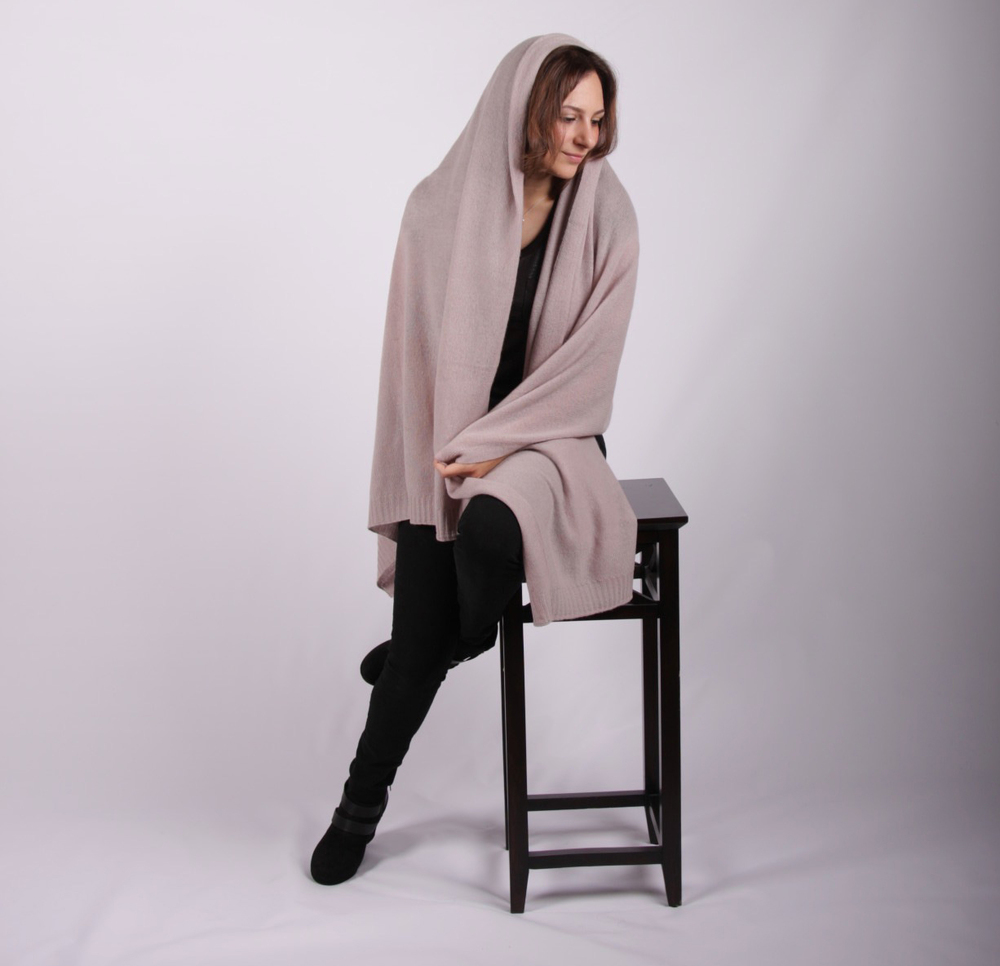 Mila Cashmere Wrap