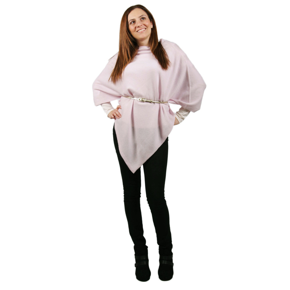 Lily  Cashmere Poncho