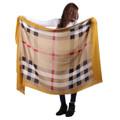 June Wool & Silk Blend Shawl