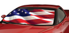 Custom USA FLAGshade Windshield Sun Shades