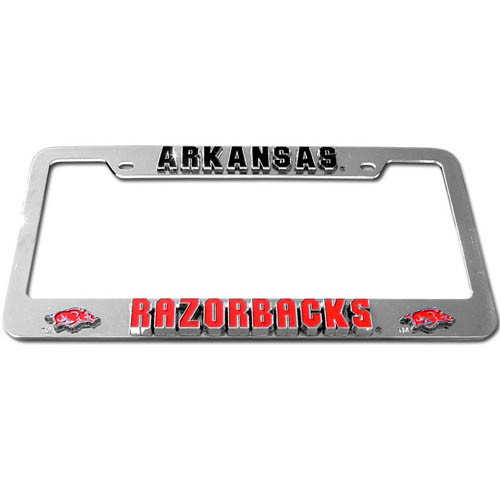 License Plate Frames - Sports - College NCAA License Plate Frames ...