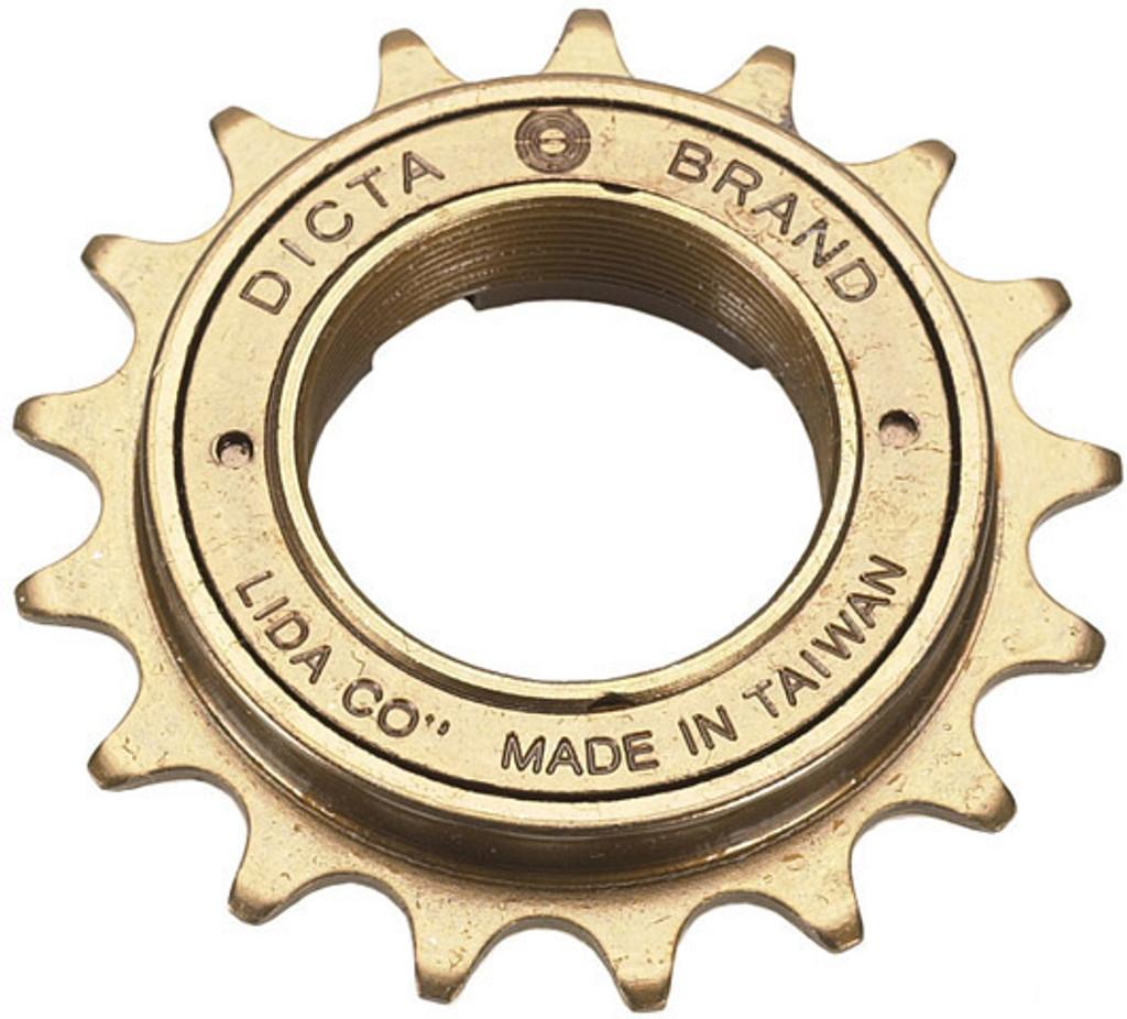 "Dicta 18T 3/32"" BMX Single Freewheel"