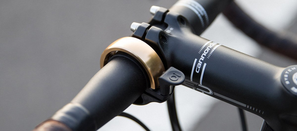 Luna  Thin Bicycle Bell