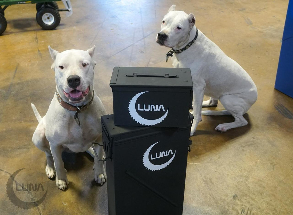 Luna Charge Safe (small size)  -  Lithium Battery BOX