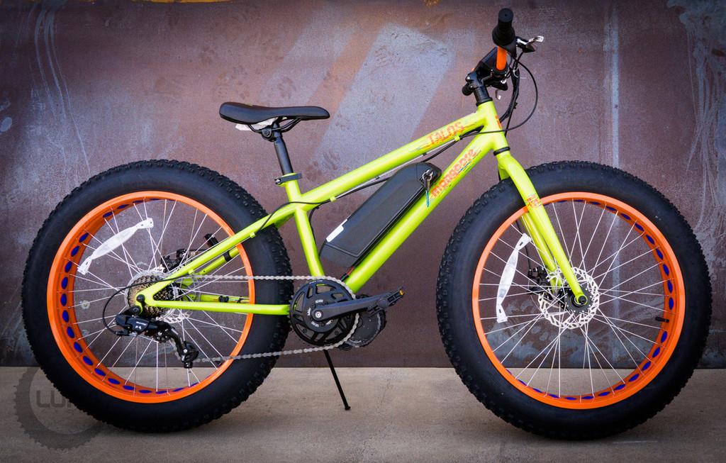 Luna Mongoose BMX FaT