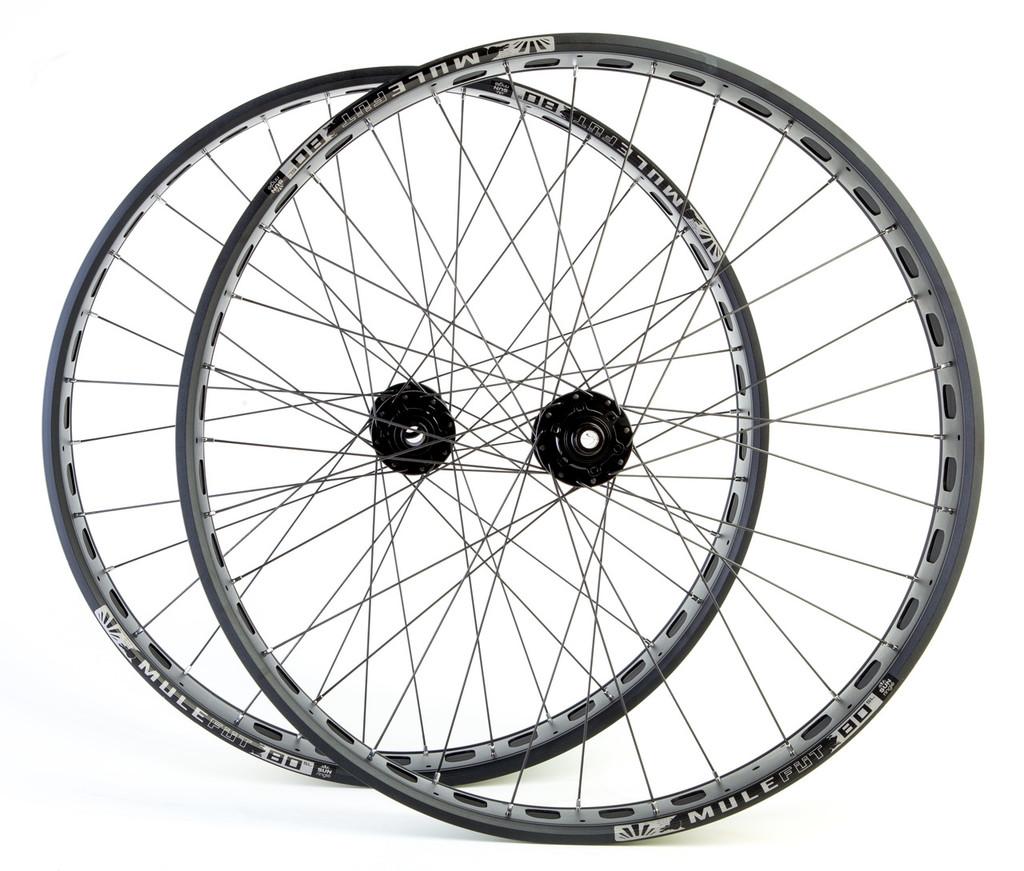 Luna Cycle Sun Ringle Mulefüt 80SL Fat Wheel Set