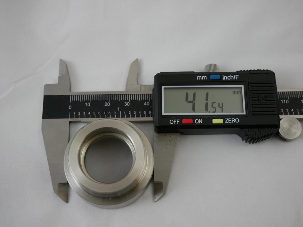1/2 inch Free Wheel Spacer for Hub Motors