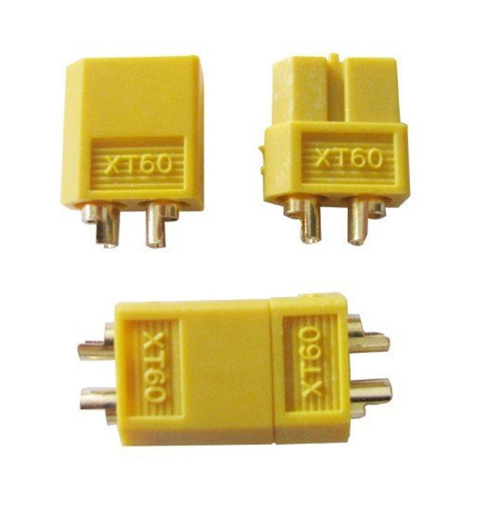 xt60 connector 5 sets