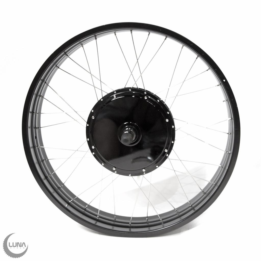 Fat Ebike Kit 1000 watt Waterproof Connectors