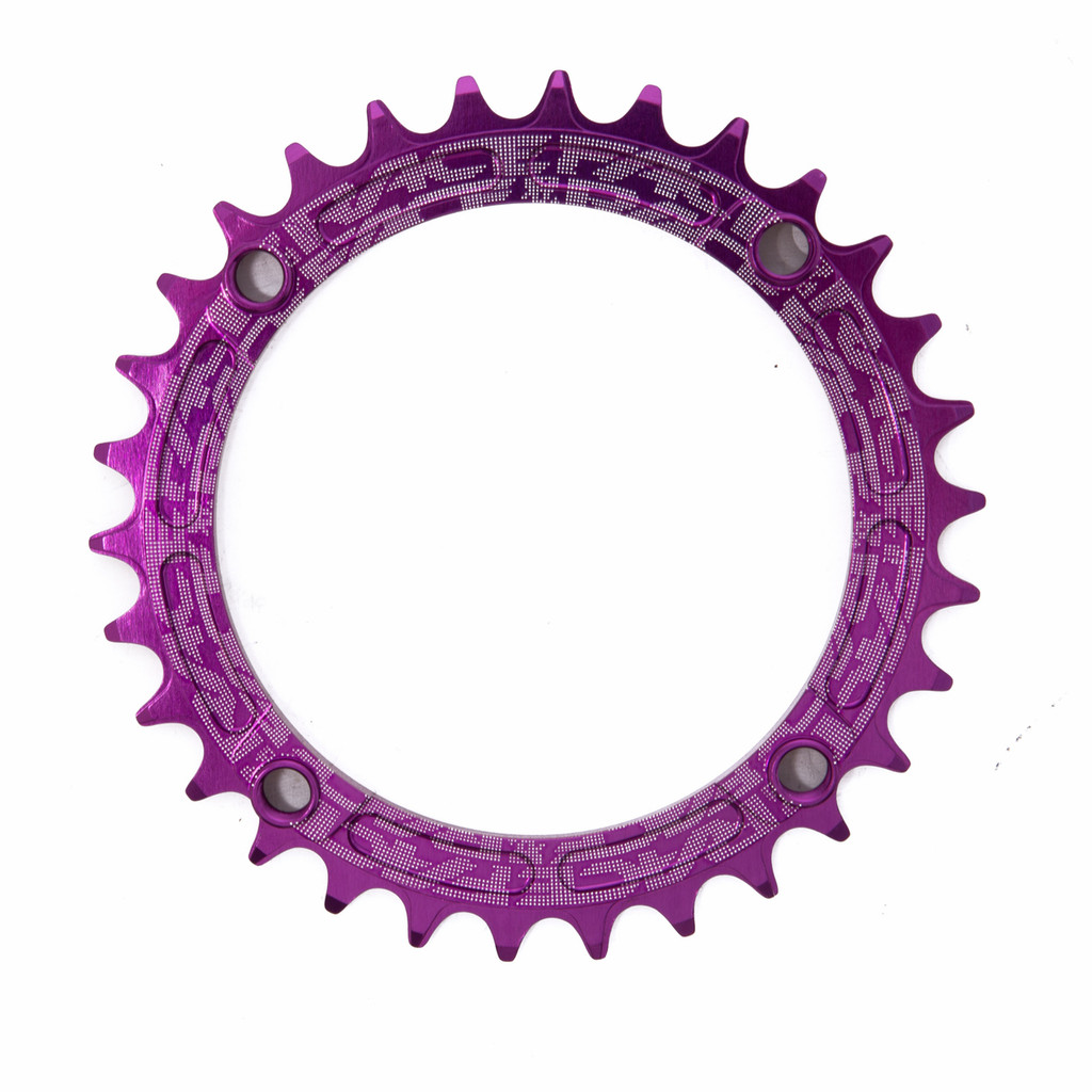 Race Face Single Narrow Wide Chainring 104 BCD 30T