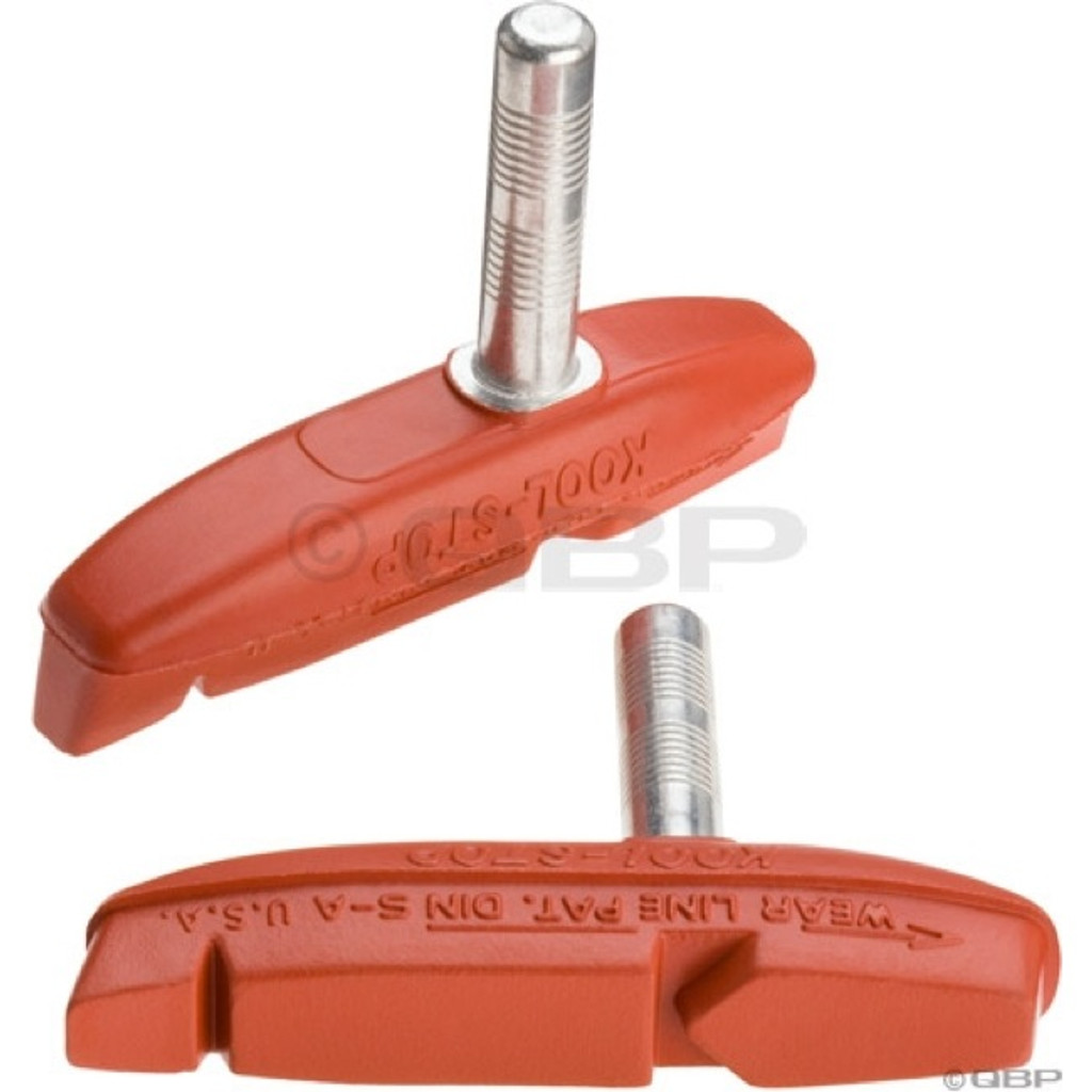 KoolStop Eagle Claw 2 Brake Pads Smooth Post