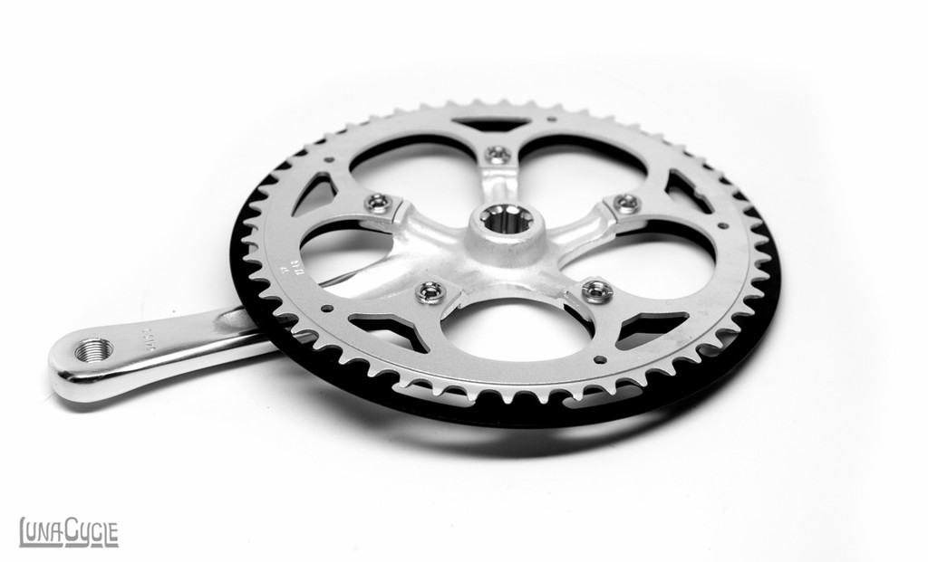 52 Tooth Single Ring Crank Set