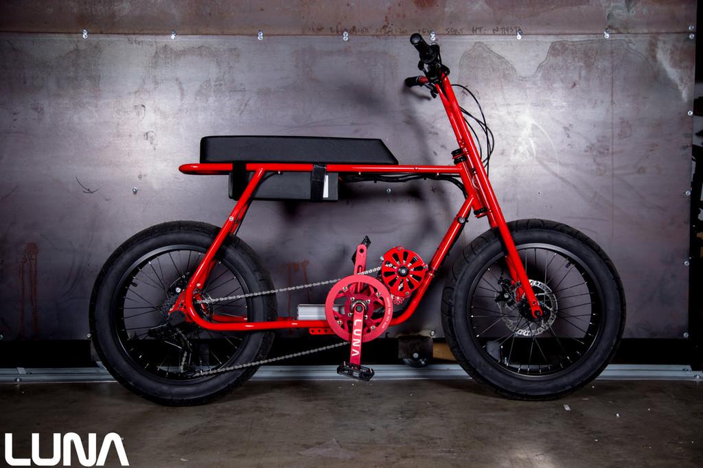 Luna Cycle Super  Banana eBike (Racing edition)