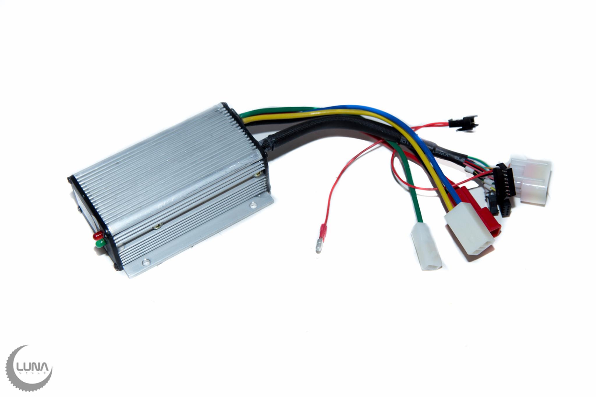 kelly 50amp controller for cyclone 72v luna cycle rh lunacycle com Wiring Diagram Symbols Simple Wiring Diagrams