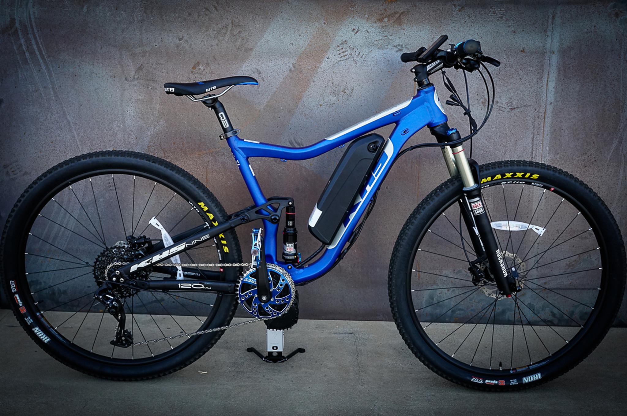 Luna 29er Flagstaff 2016 KHS Full Suspension - Luna Cycle