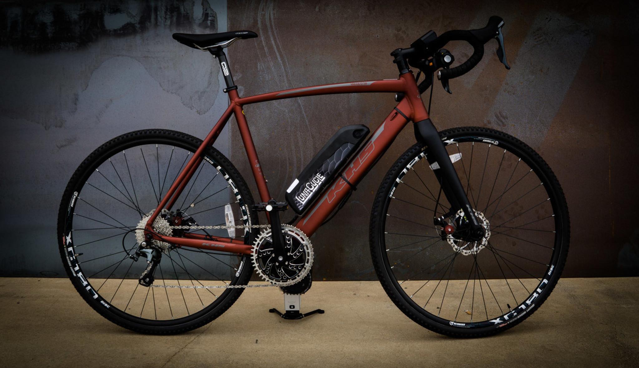 Luna KHS 2017 Grit 220 - Luna Cycle