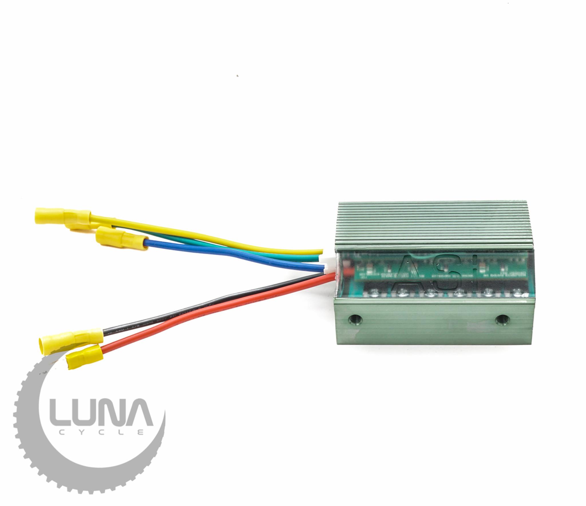 Asi Bac 800 Controller 72v Version Luna Cycle Wiring Diagram