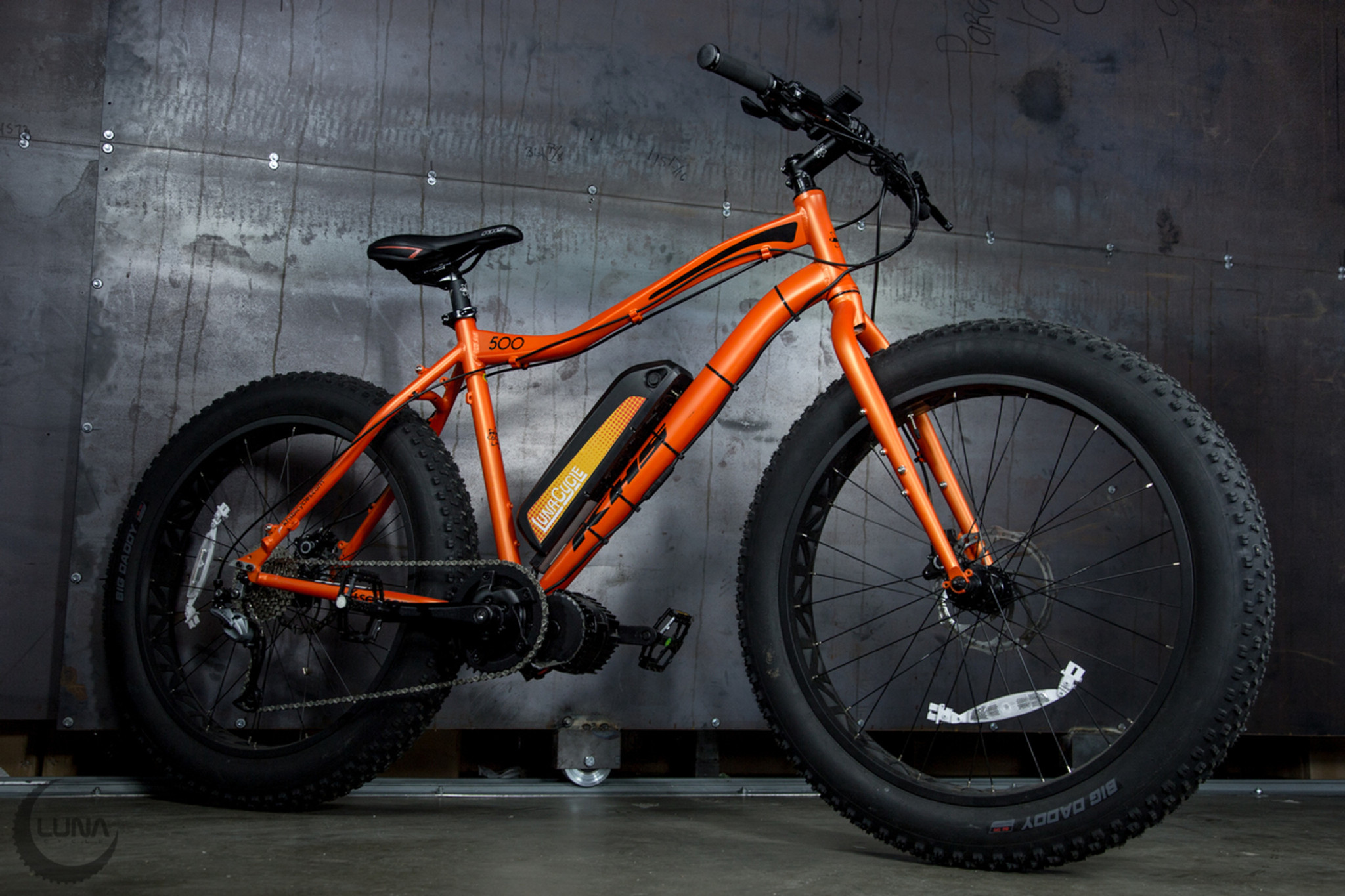 Luna 2017 4 season 500 fat tire ebike khs luna cycle luna 2017 4 season 500 fat tire ebike khs ccuart Gallery
