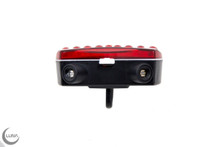 wireless Rear Laser  Bike Light with Turn Signals