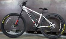 KHS SixFifty 680+ HardTail with Manitou Fork