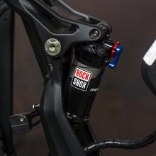 Luna Ebike  2016  KHS Full Suspension 7200 with Rock Shox