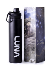 Luna Cycle Stainless Steel Water Bottle