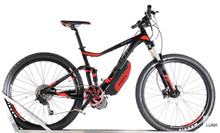 Luna Lone Wolf Stance 2 Full Suspension Electric Bike (Large)